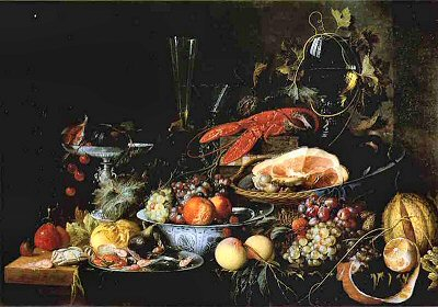 Richard 39 s ramblings post topic what s for dinner food for 17th century french cuisine