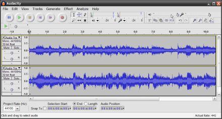 Richard's Ramblings » Post Topic » Making Audio Books and