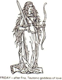 Richard's Ramblings » Post Topic » Symbols of the Saxon gods of Old ...